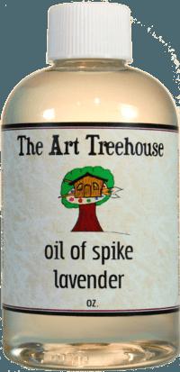 Oil of Spike Lavender