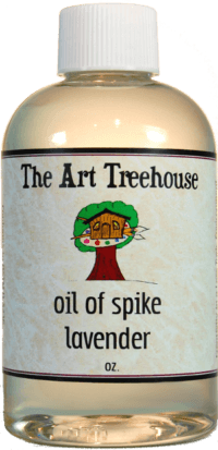 Oil of Spike Lavender