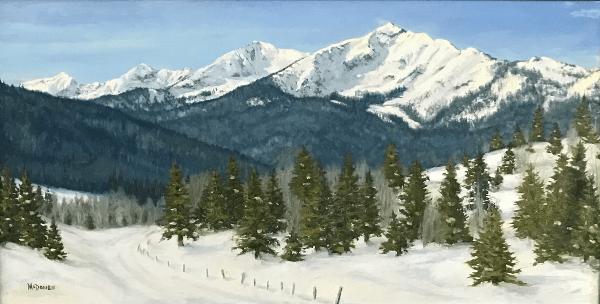 Steven mcDowell's Peaks 1 2 3 4