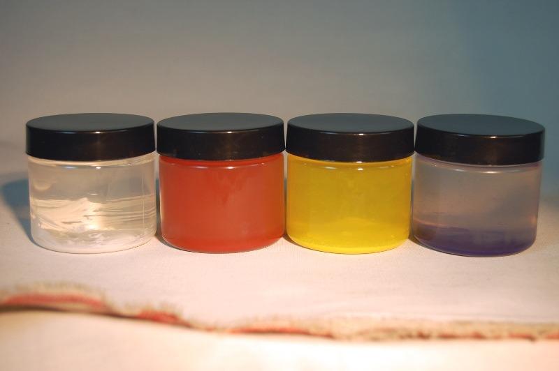 Pigment Settling #3