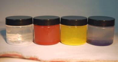 Pigment Settling in Biobased Thinner
