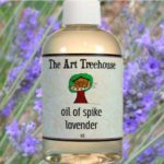 SPIKE LAVENDER: A SOLVENT-THINNER OR AN OIL-MEDIUM?