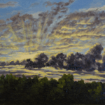 PAINTING CLOUDS WITH BALSAM SPIKE VARNISH