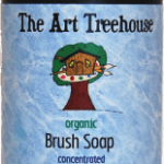 NEW! ORGANIC BRUSH SOAP
