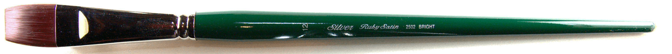 Silver Brushes