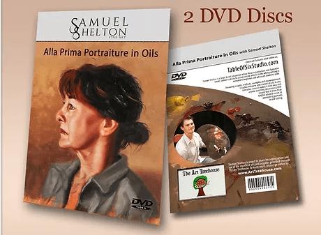 Samuel shelton DVD